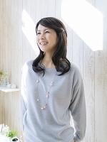 40代の日本人女性