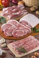 豚肉集合イメージ