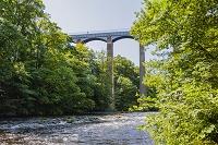 イギリス ポントカサルテ ポントカサルテ水道橋