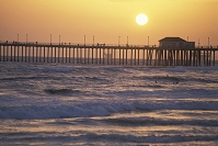 アメリカ合衆国 ロサンゼルス ハンティントン・ビーチ