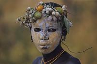 エチオピア オモ族