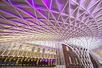 イギリス ロンドン キングス・クロス駅