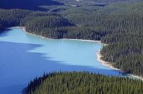 カナダ ベイトー湖