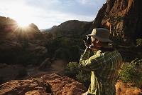 アメリカ合衆国 ユタ州 ザイオン国立公園