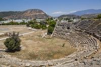 トルコ クサントス レトゥ-ン遺跡
