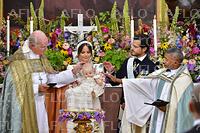 スウェーデン・ジュリアン王子洗礼式