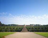 ドイツ・ポツダム サンスーシ宮殿