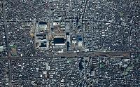 東京都 中野駅周辺 高度2,000m