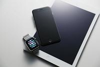 アップルウォッチと通信機器