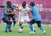 東京パラリンピック ブラインドサッカー
