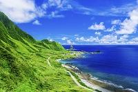 台湾 蘭嶼島の海岸