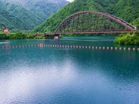 富山県 桂湖