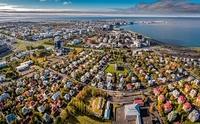 アイスランド レイキャビク