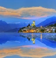 イタリア ガルダ湖