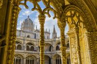 ポルトガル リスボン ジェロニモス修道院 回廊