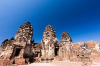 タイ ロッブリー プラーン・サームヨート寺院