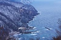 青森県 仏ヶ浦の冬