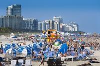 アメリカ合衆国 フロリダ マイアミビーチ