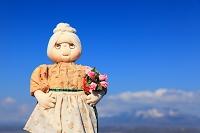 クラフト人形 おばあちゃん