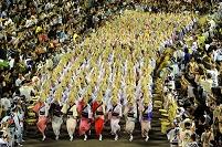 徳島県 阿波踊り 総踊り