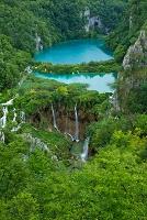 クロアチア プリトヴィッツェ湖群