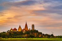 タイ カンチャナブリ ワット・タム・スア