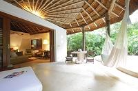 メキシコ リゾート 客室 内部