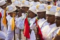 エチオピアの祝祭日 エピファニー