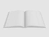 ノート書籍のモノクロ
