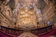 スペイン トレド 大聖堂 内装