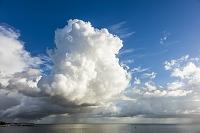 神奈川県 積乱雲