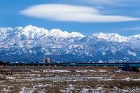 富山県 北アルプス 竜王岳、鬼岳、獅子岳