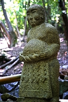 兵庫県たつの市 野見宿禰石像
