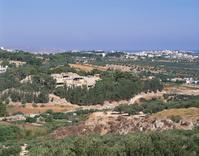 ギリシア クレタ島 クノッソス宮殿