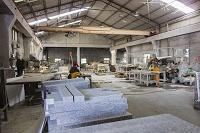 大理石工場