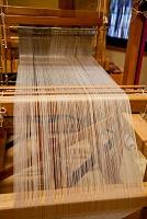 福島県 奥会津 からむし織 織機