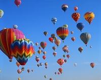 アメリカ合衆国 気球