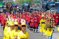 韓国 ソウル 宗廟祭礼