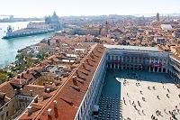 イタリア ヴェネチア サンマルコ広場 大鐘楼