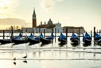 イタリア ヴェニス 船着き場