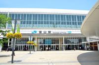 北陸新幹線 JR富山駅