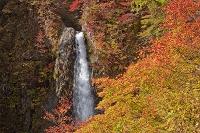 青森県 暗門の滝 第二の滝