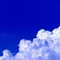 青空と入道雲
