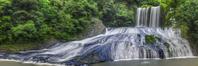 大分県 龍門の滝