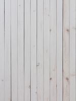 ペンキを塗った板壁 木目