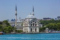 トルコ イスタンブール ドルマバフチェ・ジャ-ミィ