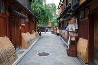 京都府 祇園 切り通し
