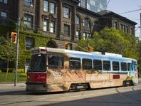 カナダ トロント ストリートカー