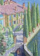 「Villa La Cassinella」