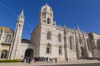 ポルトガル リスボン ジェロニモス修道院